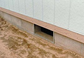 Types Of Mobile Home Foundations Pictures To Pin On